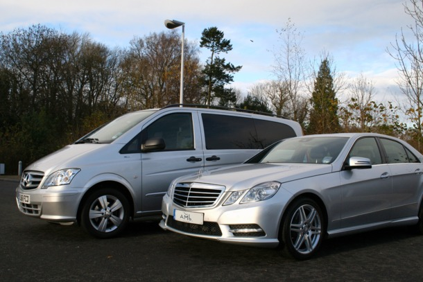 Executive Cars & MPVs